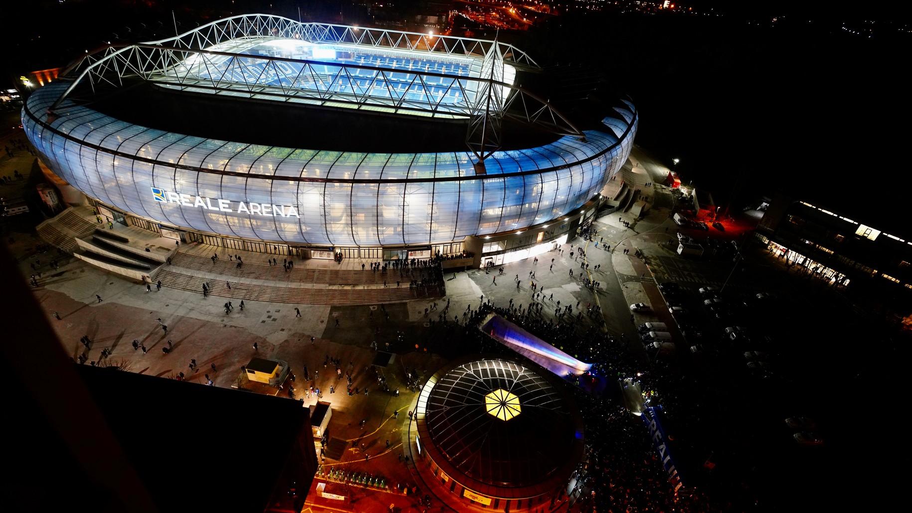 El estadio de la Real Sociedad recibe el premio Prix Versailles 2020 for Sports