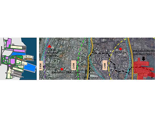 LKS en consorcio con Monarch Surveyors&Engineers está desarrollando el Master Plan para el Astillero de Mazagon en Mumbai