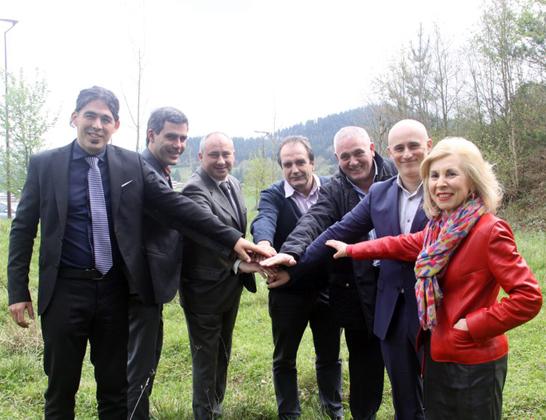 MISE Servicios Energéticos, nuevo proyecto empresarial de Ondoan, LKS, MSI y Ategi