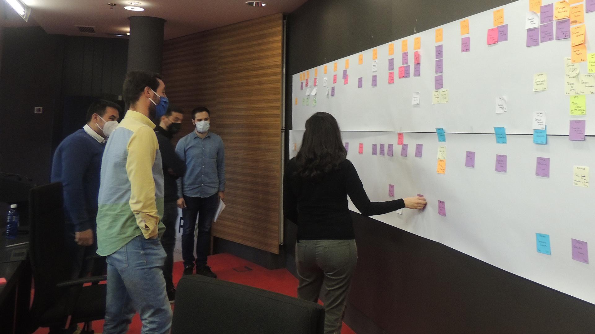 Last planner en el proyecto de ampliación de SMC
