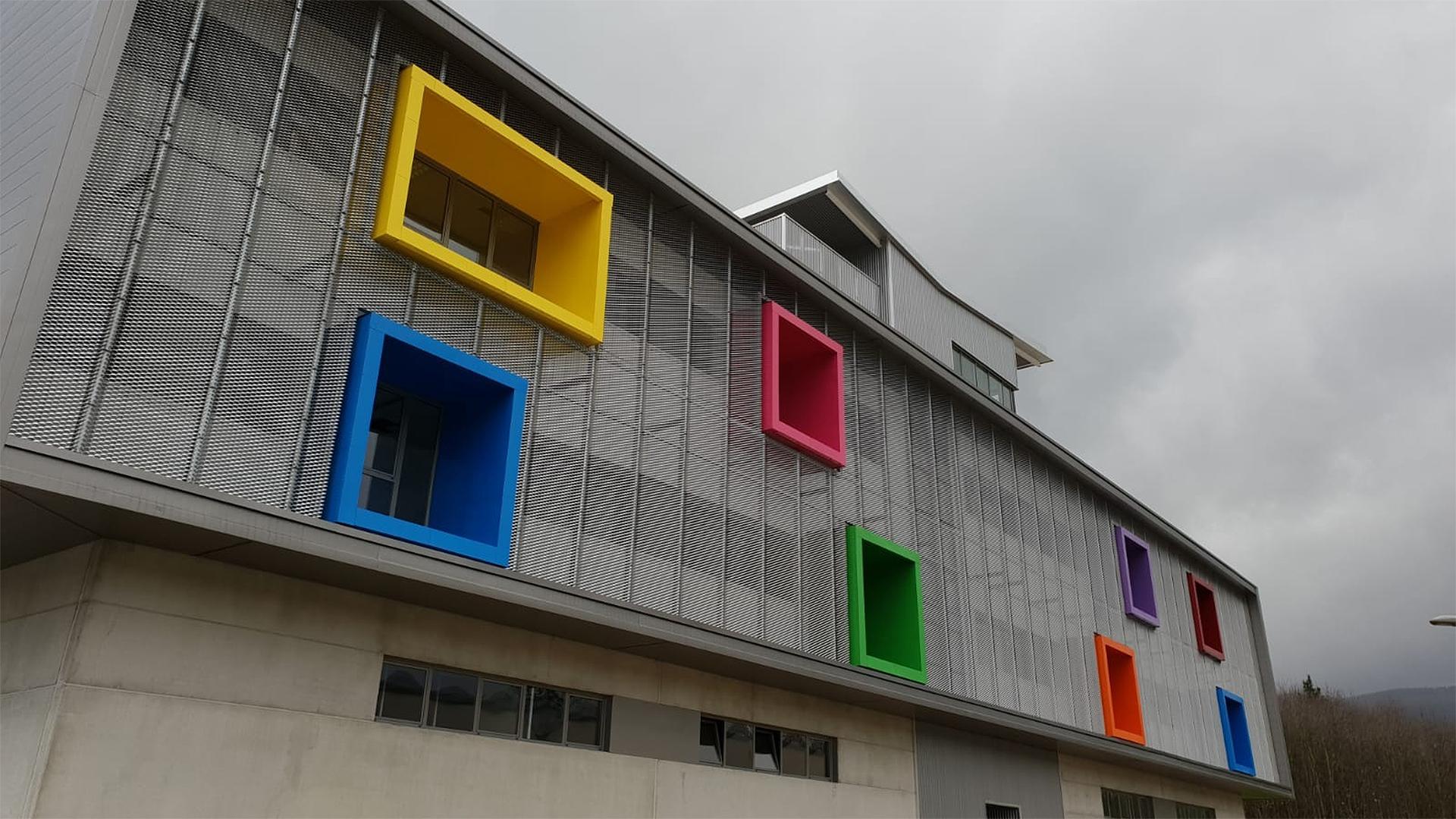 Inaugurado el Semillero de Empresas New Business Factory diseñado por LKS KREAN