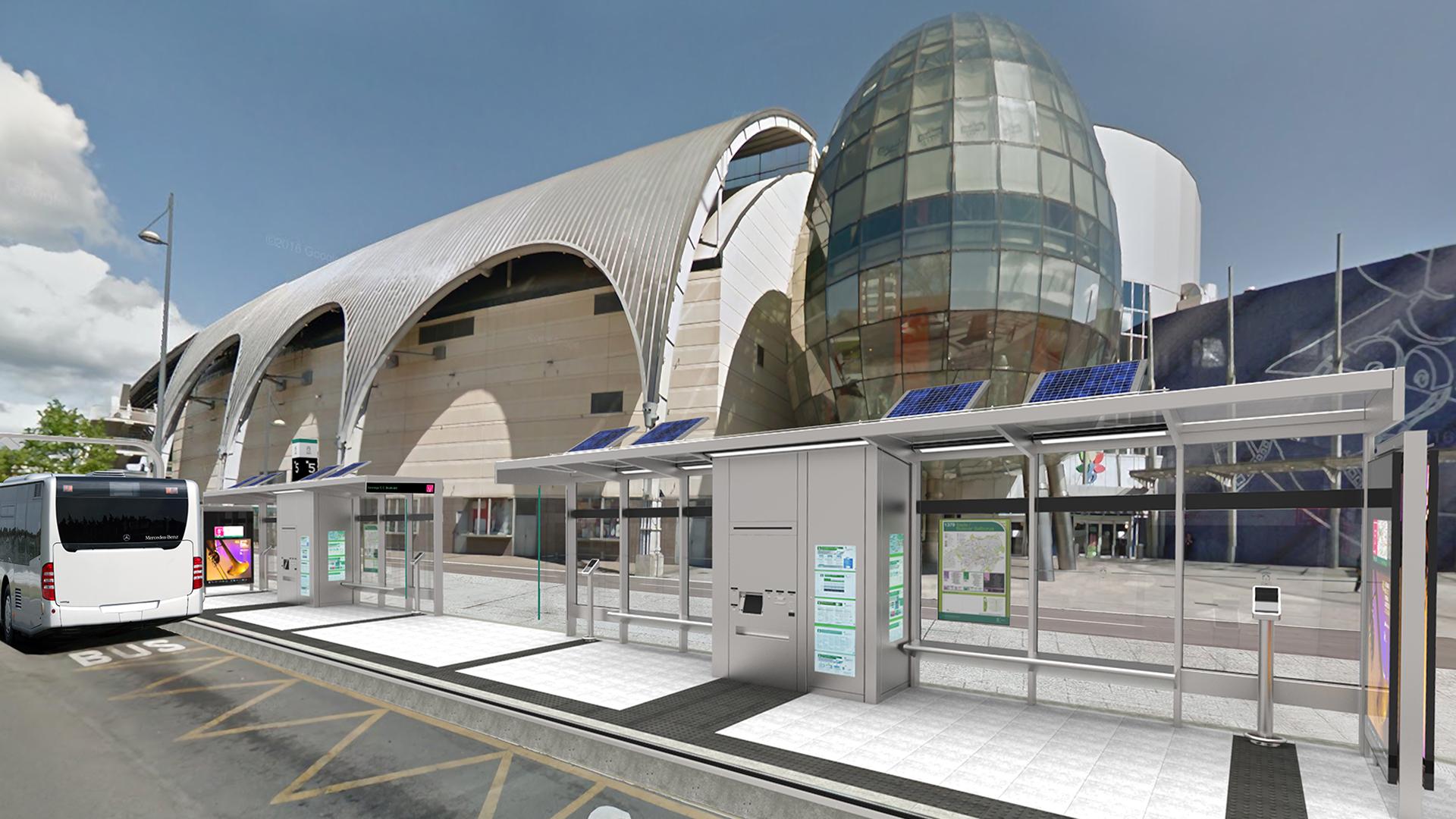 LKS KREAN, IRIZAR E-Mobility y YÁRRITU implantarán el Bus Eléctrico Inteligente de Vitoria-Gasteiz