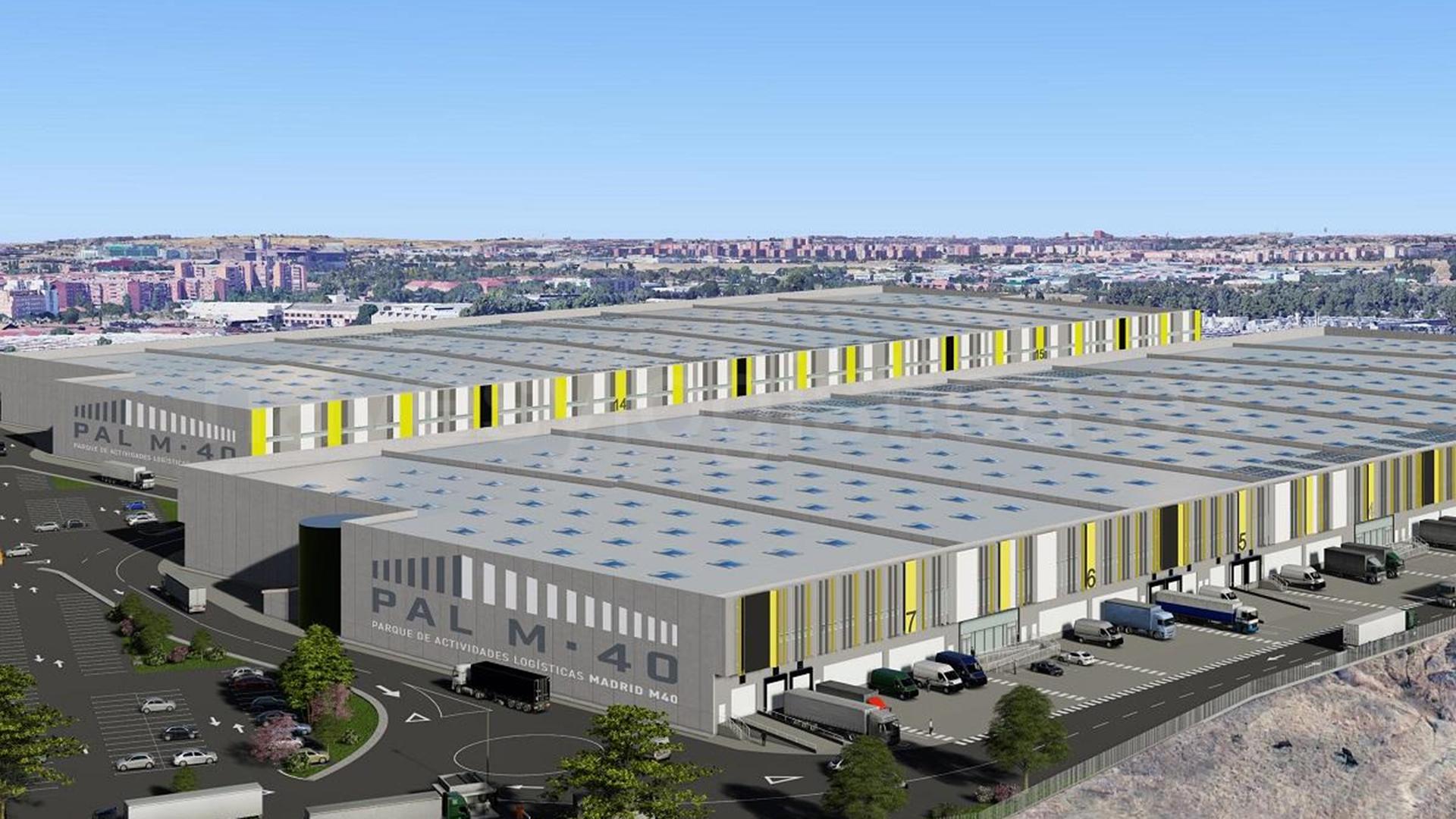 LKS KREAN gestiona la certificación LEED de la Plataforma Logística PAL M-40 en Madrid