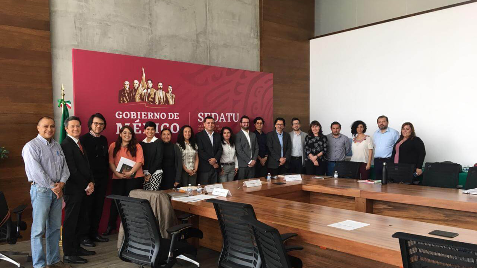 LKS KREAN culmina la consultoría para el Banco Inter Americano de Desarrollo y la Secretaría de Desarrollo Agrario, Territorial y Urbano en Mexico.