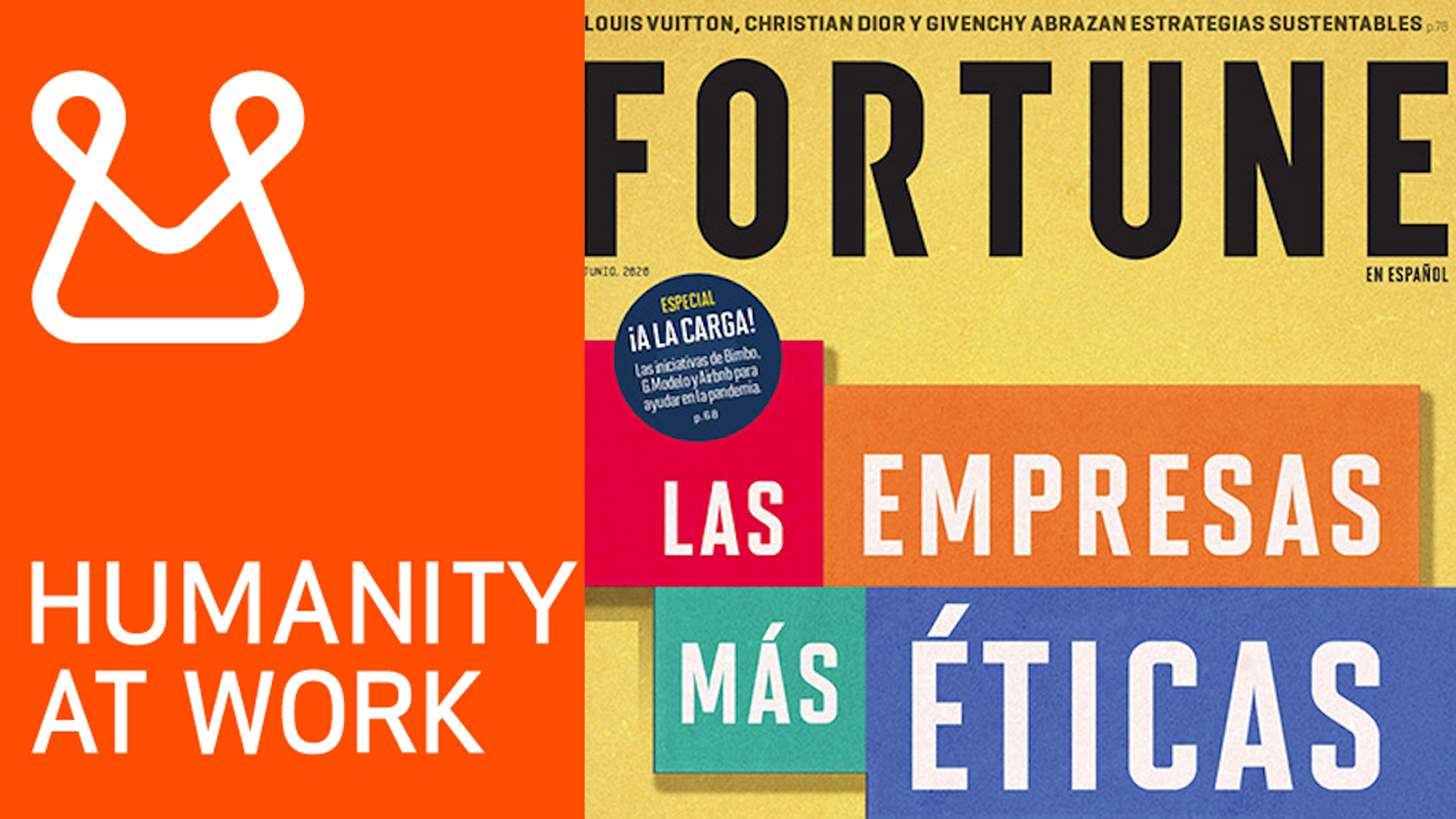"La revista Fortune incluye a MONDRAGON en su lista ""Change the world"""