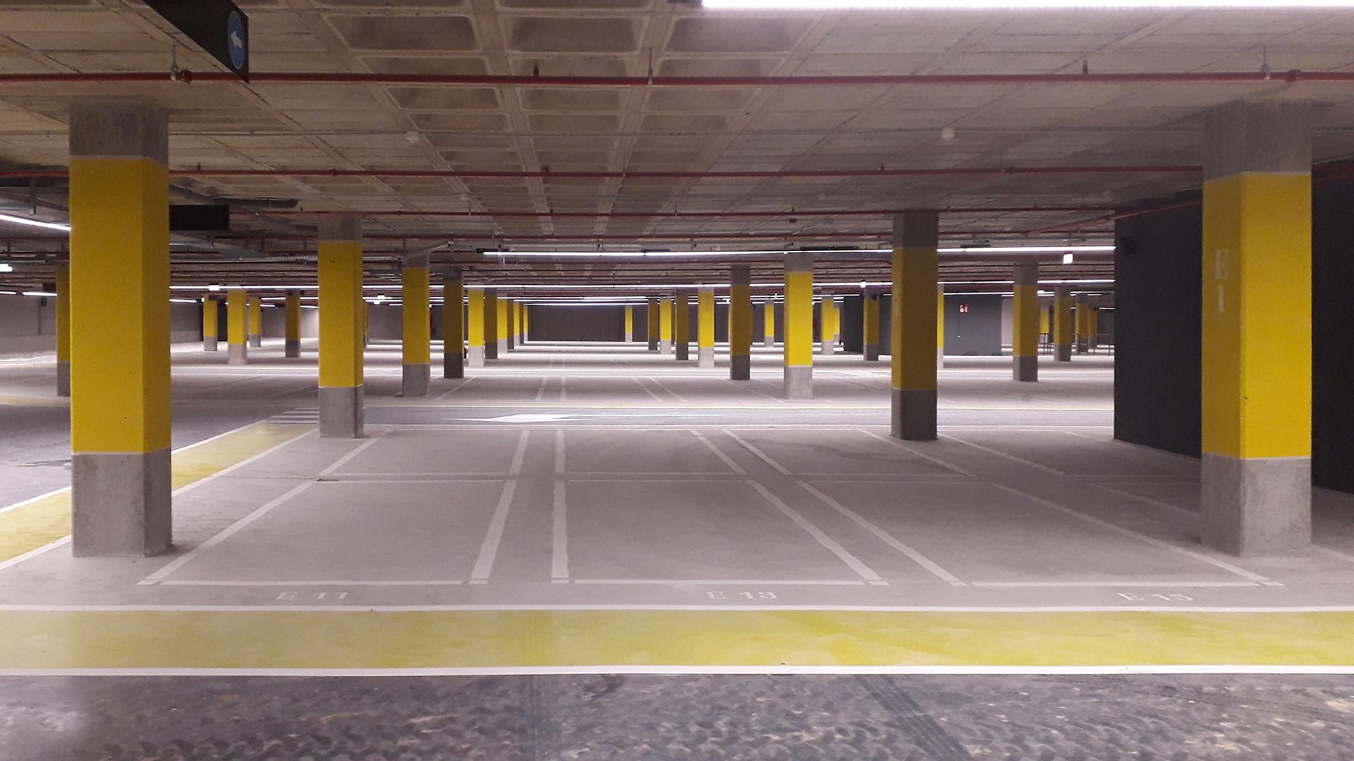 Inaugurada la fase 1 del parking de Garbera en Donostia-San Sebastián